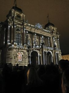 Nuit Blanche Zagreb 2015